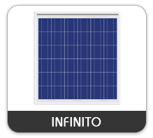Infinito Products Radical Solar